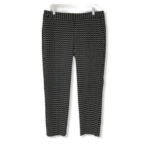 Express NEW Columnist Ankle  Pants Stretchy 10
